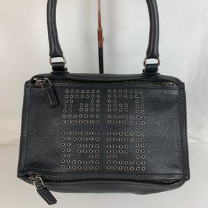 New Givenchy Small Pandora Bag in Grained Leather